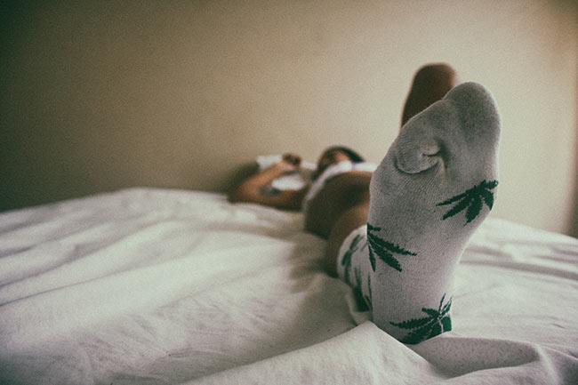 Ausschlafen nicht immer gesund