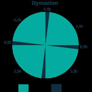 Polyphasischer Schlaf: Dymaxion Schlafmuster