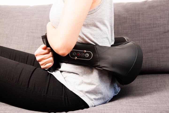 Massagegerät für unteren Rücken