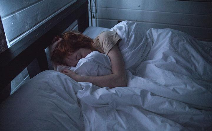 Im Schlaf träumen